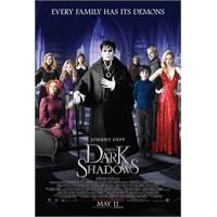 """İlk Fragman, İlk Afiş: """"Dark Shadows"""""""
