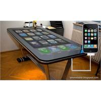 İphone Ve İphone Tablet Masa İle İş Fikirleri