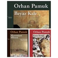 Orhan Pamuk'tan Tekrar Baskı Kitaplar
