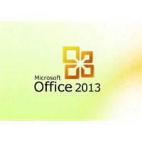 Office 2013 Lisans Şoku