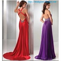 2013 'ün En Popiler Elbisesi Olan Uzun Abiyeler