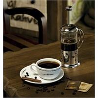 Taşrada Bir Kahve Keyfi