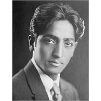 """Halkın Elması, Dünya Cehennemi""""jiddu Krishnamurti"""