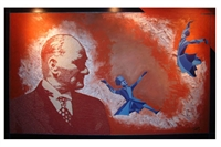 Kumdan Atatürk Portreleri Yapmış