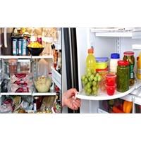 Yiyeceklerinizi Çöpe Atmamak İçin Öneriler