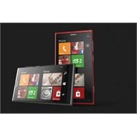 Windows 8'li Nokia