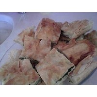 Sodalı Ispanaklı Yumuşacık Bir Börek