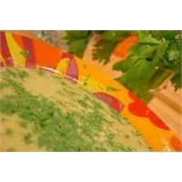 Kremalı Patlıcan Çorbası