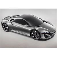 İron Man'in Yeni Arabası Acura Nsx