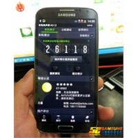 Galaxy S4 Fotoğrafları İnternete Düştü