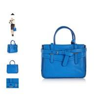Olmasını İstediğim Trend - Mavi Çantalar 2013