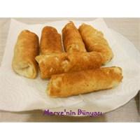 İçli Köfte Böreği (Avcı Böreği)