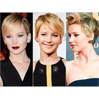 Jennifer Lawrence'ın Kırmızı Halı Küpeleri