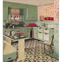 Retro Mutfaklarla Geçmişe Dönüş!