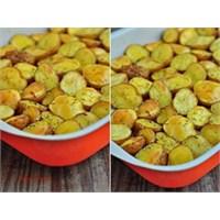 Kekikli Fırın Patates
