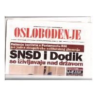Oslobodenje: Bir Onurlu Kurtuluş Mücadelesi