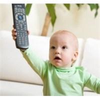 Televizyon Bebekleri Daha Mızmız Yapıyor