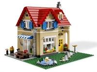 Lego Dünyası-lego Creator Evler