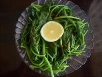 Ispanaklı Diyet Salatası