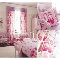 Pembe Kız Çocuk Odası Modelleri