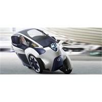 Toyota'dan Mükkemmel Bir Araç İ-road...