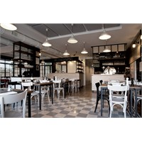 Noses Architects'ten Roma'da La Cucineria Rest.
