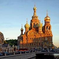 Baltık Kıyılarının Güzeli - Saint Petersburg