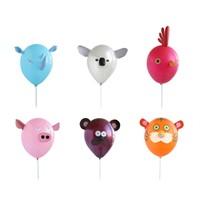 Hayvan Şeklinde Balon Yapımı