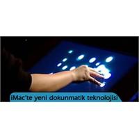 İmac'e Multi Touch Mı Geliyor?