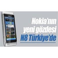 Nokia'nın Yeni Gözdesi N8 !