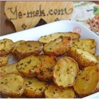 Fırında Baharatlı Taze Patates (Resimli Anlatım)