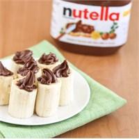 Nutella İle Pratik Tatlı Tarifi