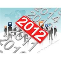 """Sosyal Medyanın Altın Çağı """"2012"""""""