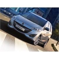 Aile Otomobili Arayanlar. İşte 2012 Yeni Mazda 5