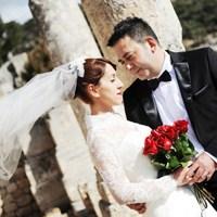 Bir Düğün Hikayesi; Tuğba Ve Aslan Evlendi!
