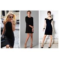 Her Kadının Sahip Olması Gereken Elbiseler