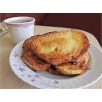 Yumurtalı Dilim Ekmek-2