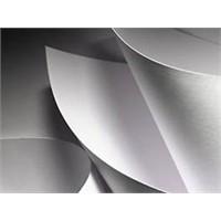 Çelik Gibi Kağıt Üretti