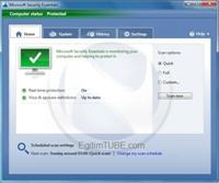 Morro Microsoft Ücretsiz Antivirüs Yazılımı