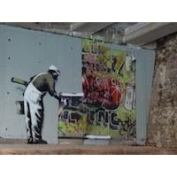 Street Art: Banksy'den Robbo'ya İyi Dilekleriyle…