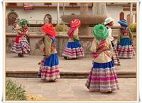 Renklerin Ülkesi - Peru