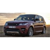 2014 Range Rover Sport Rubülhali Çölü'nü Aştı!