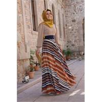 Pınar Şems 2014 Tesettür Abiye Ve Elbise Modelleri