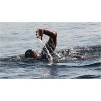 Küba'dan Abd'ye Kadar Yüzdü!