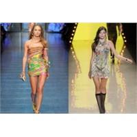 2012 İlkbahar/yaz Top 10 Elbise Trendi Bölüm-1