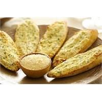 Peynirli Sarımsaklı Ekmek Tarifi