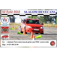 Tekirdağ Ve Antalya'da; Drift Ve Slalom Yarışları