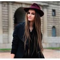 2014 Bayan Şapka Modası