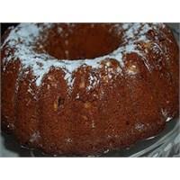 İkramlık Tahinli Pekmezli Kek
