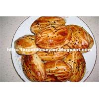 Pastane Usulü Nefis Mahlepli Poğaça